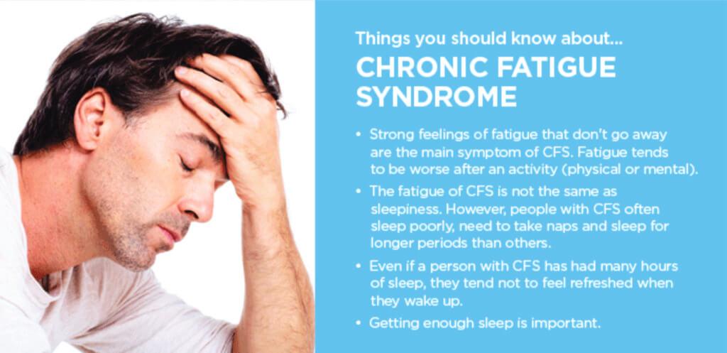 Fatigue - Chronic Fatigue Syndrome - Natural Treatment
